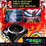 Iced Monkey - DJ Spotlight with Tony Santiago [ PartyRadioUSA, Brooklyn - New York]