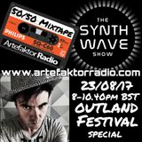 THE SYNTH WAVE SHOW '50/50 MIXTAPE' (SWS28)