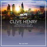 Clive Henry mix - Headliner for Move London at Lightbox 10th June 2017