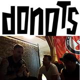 Interview mit den Donots beim Punk Rock Holiday 1.6