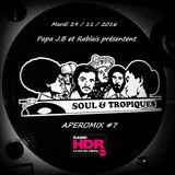 Apéromix #7 radio HDR 29/11/2016
