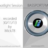 Spotlight Sessions on Bassport.FM