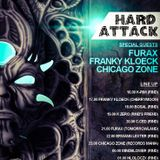 Hard Attack DJ Furax 19-12-2015