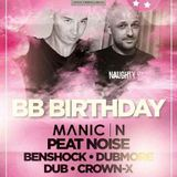 Peat Noise @ BB Birthday, T.SZ. Club, Nógrádsáp (HUN) (22.OCT.2014)