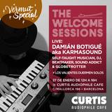 Damian Botigué aka Karmasound live @ Curtis Audiophile Cafe x TWSS