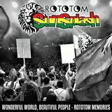 Positive Thursdays episode 639 - Wonderful World Beautiful People Rototom Memories (30th August 2018
