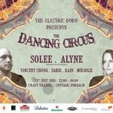 rAin(mu) b2b Mirsoliz-The dancing Circus warmup set for Alyne & Solee- (The electric dodo 21.07.18)