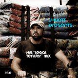 "J-WaTT's ""Legal Tender"" Mix (Feat. The Revenge, DJ Vas, Daniel Avery, Syclops, Markus Gibb)"