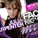 Julia Carpenter - Live @ Radio Face FM 88.1 - Face Night Mix 2012.04.05.