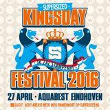 Zany @ Supersized Kingsday 2016