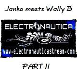 Janko @ Janko meets Wally B - Electronauticastream Hildesheim - 19.01.2013 - Part 2