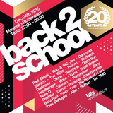 Luna @ Back2School (Maassilo, Rotterdam) - 24.12.2015 [FREE DOWNLOAD]
