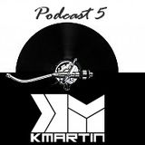 K. Martin @ Podcast 5