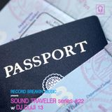 Sound Traveler Series #22 ft. DJ DuiJi 13