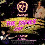 The Ladies List. Part2