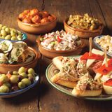 Drum and Tapas