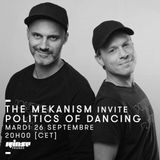 P.O.D @ RINSE FM _ The Mekanism show 26_09_17