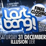 Last Bang @ Illusion - New Year 31-12-2011 / 23u45-01u00