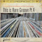 SoulNRnB's This is Rare Groove Part 4. On Nuwaveradio