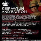 Wayne Smart Awsum 90's Rave On Minimix