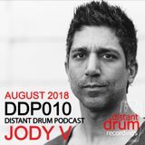 Distant Drum Podcast with Jody V DDP010
