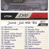 D90-03: 1982 June - July (wk1) Mixtape (Side A)