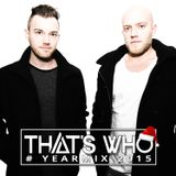 That's Who - Yearmix 2015