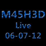M45H3D Live  (06-07-11)