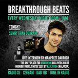 #29 Breakthrough Beats - Sunny Khan Durrani Interview (RadioXL)