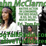 Zahn McClarnon - Native Actor from Longmire, Red Road and MUCH More