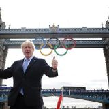 The Alan Donegan Show No 40; Borises and the London Olympics