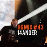 Hypnotic Groove Mix #43 - 14Anger