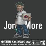45 Live Radio Show pt. 78 with guest DJ JON MORE (NINJA TUNE)