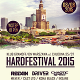 Barty Fire @ HARDFESTIVAL 2015 Dj Contest