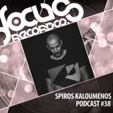 Focus Podcast 038 with Spiros Kaloumenos