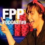 """FPP Podcast #9 - Futebol, Poker e Política com Vanda """"XikadosBídeos"""" Silva"""