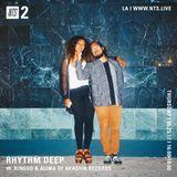 Rhythm Deep w/ Akashik Records - 27th April 2017