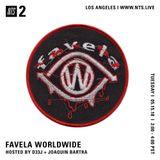 Favela Worldwide w/ Joaquin Batra and D33J - 15th May 2018