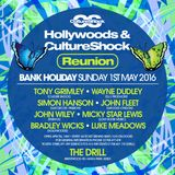 Culture Shock Reunion BankHoliday PT 2 -  01-05-201