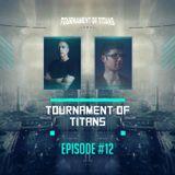 Headhunterz vs. Frontliner - Tournament Of Titans - Episode #12