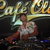 DANCECLUB RADIO SHOW DJ BORJA DELANERA IN SESSION FROM CAFÉ OLÉ