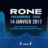 Rone -Live- (InFiné Music) @ Philharmonie - Paris (14.01.2017)