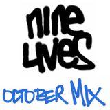 Nine Lives - October Mix [Free Download]
