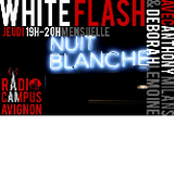 White Flash - Radio Campus Avignon - 15/112012