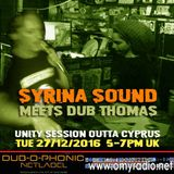 Unity Session with Syrina Sound