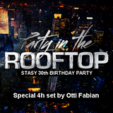 Ibiza-Stasy Private Roof Top Birthday Party Set