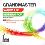 Mastermix Grandmaster Warm Up Vol 3  Modern Pop Chart Music Megamix CD Set (2015)