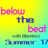 Below The Beat - Summer 2017