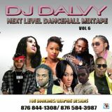 DJ DALVY NEXT LEVEL DANCEHALL MIXTAPE VOL. 6