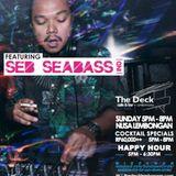 Sunday Sunset Sessions @ The Deck - Nusa Lembongan | DJ SEB SEABASS 2018